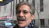 Geraldo Rivera -- I Got Screwed Out of Big $$$
