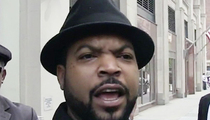 Ice Cube -- Dodges Face-to-Face Diss From Golden Globes