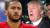 Colin Kaepernick -- Goes After Donald Trump ... He's a Dangerous Man