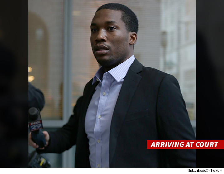 Meek Mill: Pleads with Judge ... Nicki Minaj Won't Marry a Criminal or ...