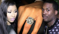 Nicki Minaj -- I Didn't Say it in Court ... But I'm Marrying Meek!!!