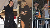 The Weeknd Starts Early for Khloe Kardashian and French Montana