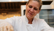 Chef Amanda Freitag -- My Diner's On the Chopping Block!!!