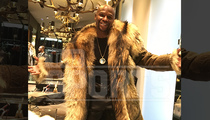Floyd Mayweather Jr. -- Warming Up to Retirement ... with $440k Shopping Spree