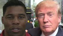 Herschel Walker -- I Still Believe In Trump ... 'He'll Save America'