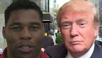 Herschel Walker -- I Still Believe In Trump ... 'He'll Save America'