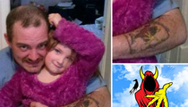 Insane Clown Posse -- Showers Burn Victim with Gifts ... Her Dad Was One Of Us