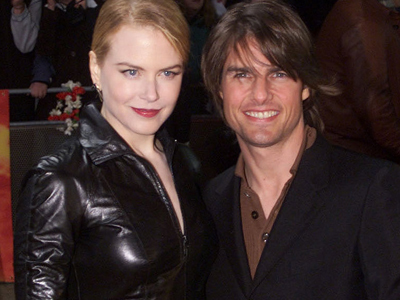 Kidman Reflects on Tom Cruise Marriage -- Reveals One Thing That Shocks Her Now!