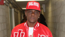 Boosie Badazz -- Half a Kidney Gone in Cancer Surgery