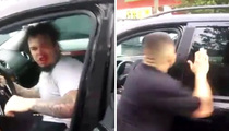 Stitches -- Parking Lot Beatdown ... First Video of K.O. #2 (VIDEO)