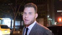 Blake Griffin -- I Didn't Mean to Hit Taj Gibson ... My Bad, Bro