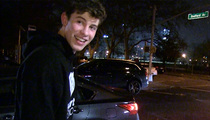 Shawn Mendes -- Great Canadian Showdown ... I Want Bieber on The Hardwood