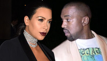 Kim & Kanye -- No More Babies ... It's Just Too Dangerous