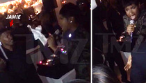 Jennifer Hudson -- Brings Down House at Jamie Foxx Birthday