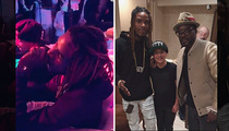 Fetty Wap Makes It Rain at a Bar Mitzvah (VIDEO)