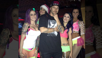 K-Fed Lands Steady Job ... in a Strip Club!!