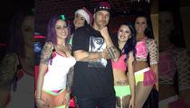 K-Fed Lands Steady Job ... in a Strip Club!!