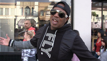 Master P -- Get Me the President! My TV Show's Blacked Out (VIDEO)