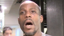 DMX -- Rushed to Hospital