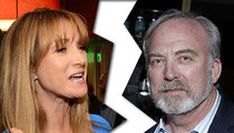 Jane Seymour Divorced -- 'Dr. Quinn' Money Split Down the Middle