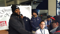 CC Sabathia -- 'I Feel Fantastic' ... After Stint In Rehab