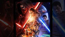 'Star Wars' -- Disney Warns the Luckiest Moviegoers ... Keep Your Traps Shut!!!