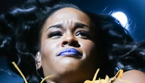Azealia Banks -- Arrested For Biting Boob