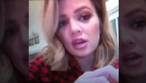 Khloe Kardashian -- Don't Blame My Vagina ... For Houston Rockets Slump