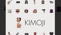 Kim Kardashian -- My Kimoji App Messed Up Apple