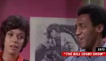 Bill Cosby -- Sammy Davis' Ex-GF Sues ... Cosby Raped Me