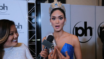 Miss Universe -- Message to Latin Community -- Don't Hate Filipinos