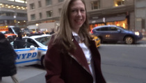 Chelsea Clinton -- Baby News is Great XMAS Present!