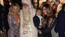 Khloe Kardashian -- Wins Christmas Boobie Prize (PHOTO)