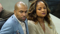 Derek Fisher -- Nasty Divorce Turns Civil ... Settlement Looms
