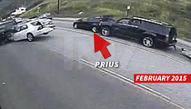 Caitlyn Jenner -- Settles with Prius Driver in Fatal PCH Crash
