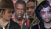 Future vs. Fetty vs. Rich Homie Quan vs. DeJ Loaf -- Who's Making the Most on NYE
