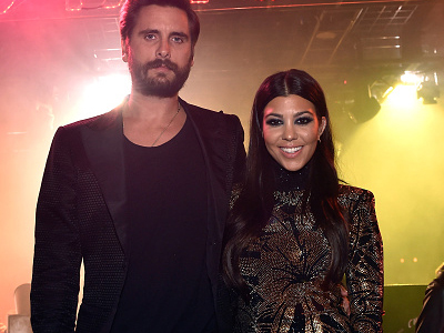 Kourtney's New Year's Eve Resolutions Are Pretty Telling -- Think They're About Scott?