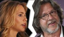 Olivia d'Abo -- My Husband Torpedoed My Acting Career!