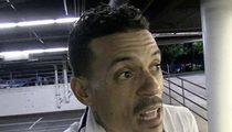Matt Barnes -- Rihanna's A Liar ... Derek Fisher's A Snitch ... BUT HAPPY NEW YEAR!!