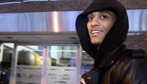 Jordan Clarkson -- Double Clutches on Crediting Kanye West for Lakers Winning Streak (VIDEO)