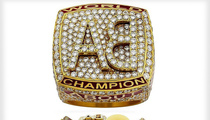 Adrien Broner -- Joins In On 'Championship Ring' Frenzy ... Drops $84k On Bling