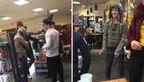 Kate Hudson & Nick Jonas -- Whole Latte Love on the Slopes (PHOTOS)