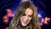 Khloe Kardashian -- Courtroom Victory in James Harden Fireworks Lawsuit