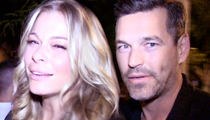 Eddie Cibrian, LeAnn Rimes -- Settle with 'Terrorized' Maid