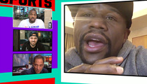 Floyd Mayweather -- More Important Things to Attack Than Cosby