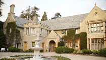 Playboy Mansion -- FOR SALE ... But Hef Gets to Stay