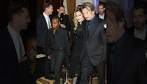 Madonna to Sean Penn -- 'I Love You'