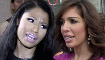 Nicki Minaj to Farrah Abraham -- You're a C, Bitch!!!