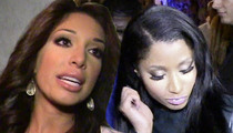 Farrah Abraham -- Nicki Minaj Corrupts Little Girls