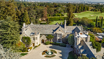 Playboy Mansion -- It's NOT a Teardown!!!